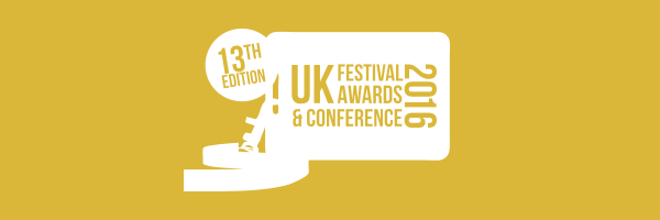 Uk Arts news: UK Festival Awards & Conference: early birds extended